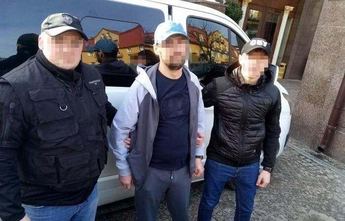 В Одессе задержана банда вымогателей
